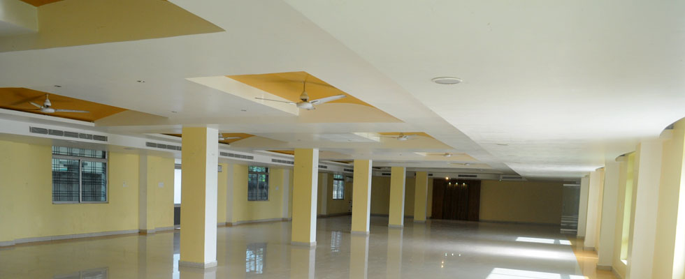 Sambalpur Darbar Main Hall